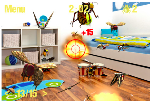bugs mayhem game