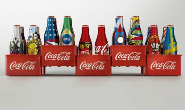 coca cola augmented campaign